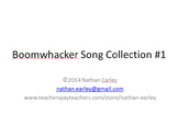 Great Big Boomwhacker and Orff Collection