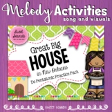 Great Big House {Do Pentatonic Practice Pack}