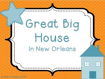 Great Big House in New Orleans