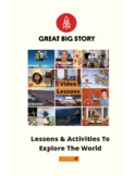 Great Big Story:  A Video Resource Book. Video Lessons.