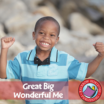Great Big Wonderful Me Gr. K-1
