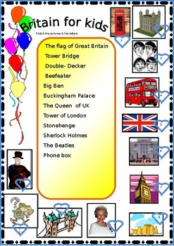 Great Britain For Kids