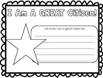Great Citizen Mini-Poster