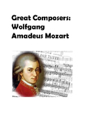 Great Composers Mozart