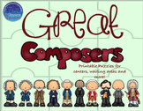 Great Composers Puzzles