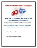 Great Compromise Webquest (Virginia Plan vs. New Jersey Plan) With Answer Key!
