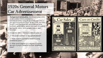 Great Depression DBQ PowerPoint