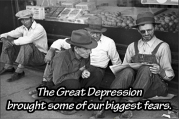 Great Depression - Educational Music Video Bundle (with quiz)