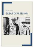 Great Depression Empathy Writing