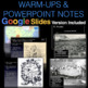 Great Depression PowerPoint with Videos Clips & Lecture Notes and Quiz