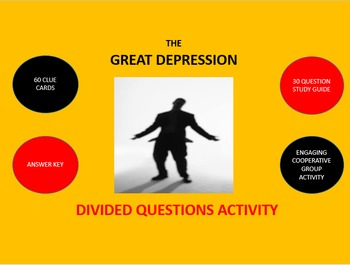 Great Depression: Interdependent Divided Questions