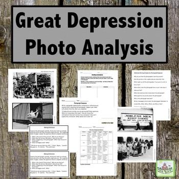 Great Depression Photo Analysis