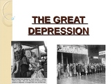 Great Depression Power Point- 41 slides