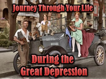 Great Depression Simulation & Lecture- FUN!