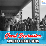 Great Depression Skits