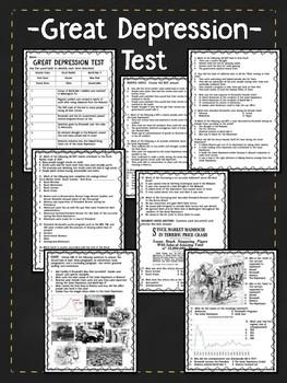 great depression dbq documents