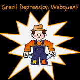 Great Depression Webquest