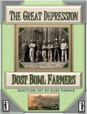 Great Depression Worksheets: Dust Bowl Farmers