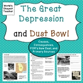 Great Depression and Dust Bowl