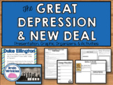 Great Depression and New Deal (SS5H3)