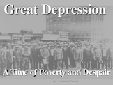 Great Depression and New Deal POWERPOINT WITH NOTES