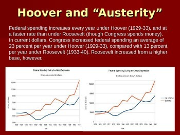 Great Depression and New Deal PowerPoint