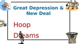 Great Depression and New Deal Review Game