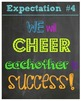 Great Expectations 8 Expectations Chalkboard Posters
