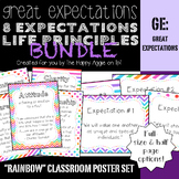 "Great Expectations: 8 Expectations + Life Principles ""Rainbow"" Bundle"