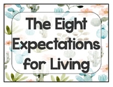 Great Expectations 8 Expectations for Living 36 Life Principles Cactus Theme
