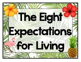 Great Expectations 8 Expectations for Living 36 Life Principles Tropical Theme