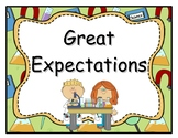 Great Expectations 8 Expectations for Living Science Theme School Rules