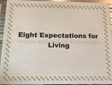 Great Expectations-8 expectations for living-pencils