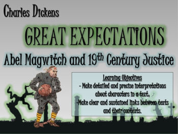 Great Expectations: Abel Magwitch and 19th Century Justice!