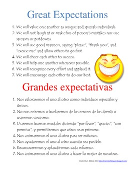 Great Expectations (Bilingual)