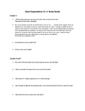 Great Expectations Ch. 5-8 Study Guide