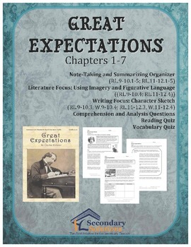 Great Expectations Chapters 1-7 {FREE}