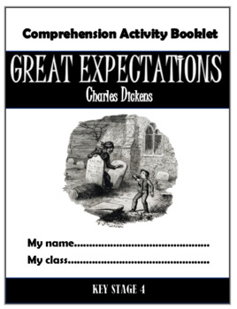 Great Expectations Comprehension Activities Booklet!