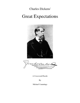 Great Expectations Crossword Puzzle