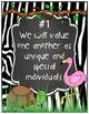 Life Principles Jungle/Safari/Zoo Theme
