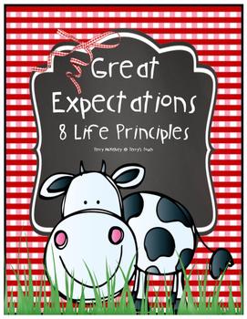 Great Expectations Eight Life Principles Farm Theme