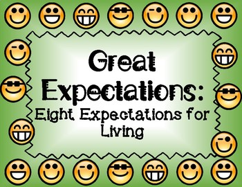 Great Expectations Emoji Posters