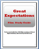 Great Expectations Film as Literature Study Guide