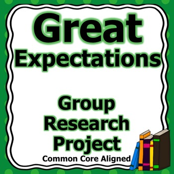 Great Expectations Group Research Project