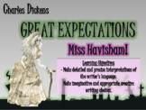 Great Expectations: Miss Havisham!