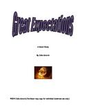 Great Expectations Novel Study