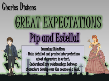 Great Expectations: Pip and Estella!