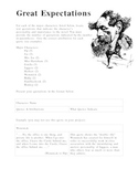 """""""Great Expectations"""" Quotation Mini-Project Handout"""