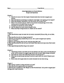 Great Expectations Study Questions Chapters 1-19