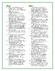 Great Expectations: Synonym/Antonyn Crossword--Use with Bo